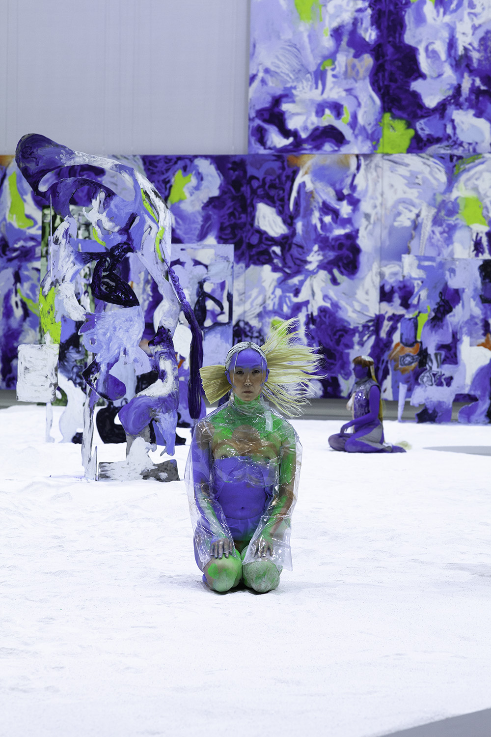 Donna Huanca | Peres Projects